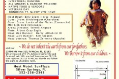 34th Annual Chambers Farm Thanksgiving Family Powwow
