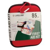 Lifeline 85 Piece First Aid Kit