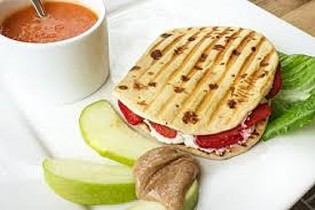 Camp Grilled Panini