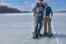 The Fun of Snowshoeing