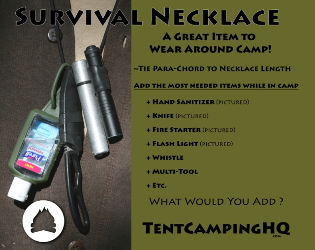 Survival Necklace